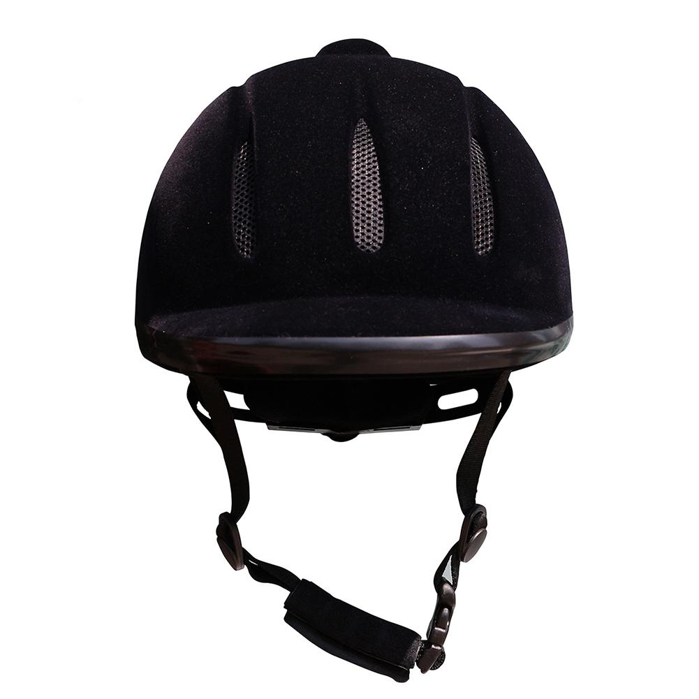 Mounchain Equestrian Helmets Horse Riding Helmets Breathable Lightweight Blowholes Horsework Equipment