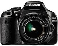 Б/у, цифровая зеркальная камера Canon EOS 600D с объективом 18 55IIS/18 55IS STM