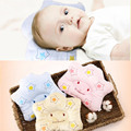 Baby Pillows Free shipping 2016 latest style cute baby anti-migraine baby pillow shape memory foam pillow Bedding For Kids
