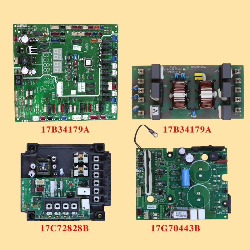 17B34179A EFFQ-22TT-02 17C72828B  17G70443B Used Good Working