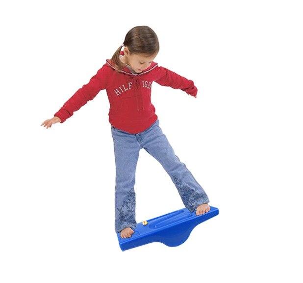 Balance Board For 2 Year Old: Rocking Seesaw See Saw Balance Board Sensory Integration