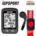 IGPSPORT iGS20E GPS Велосипедный компьютер Спидометр совместимый STRAVA Garmin 130 200 520 820 1030 Bryton 310 330 530 iGS50E iGS618