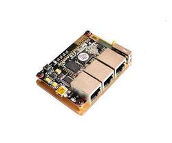 وحدة التوجيه SOM9331 openwrt AR9331 واي فاي وحدة منخفضة الطاقة 10 + GPIO
