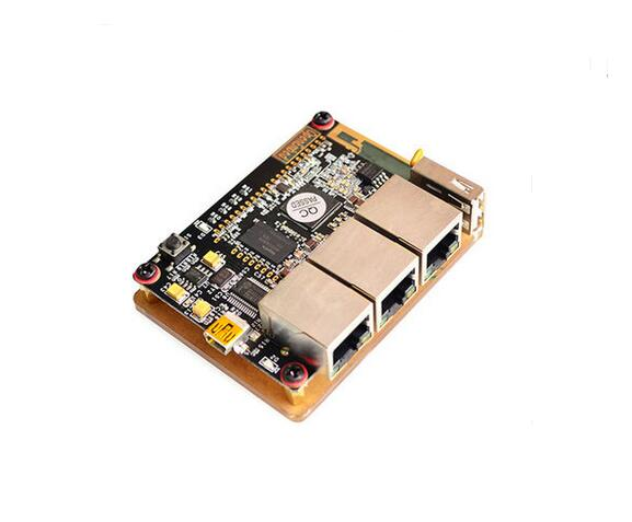Router Module SOM9331 Openwrt AR9331 WiFi Module Low Power 10+ GPIO