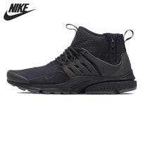 Original New Arrival 2017 NIKE AIR PRESTO MID UTILITY Men's Running Shoes Sneakers