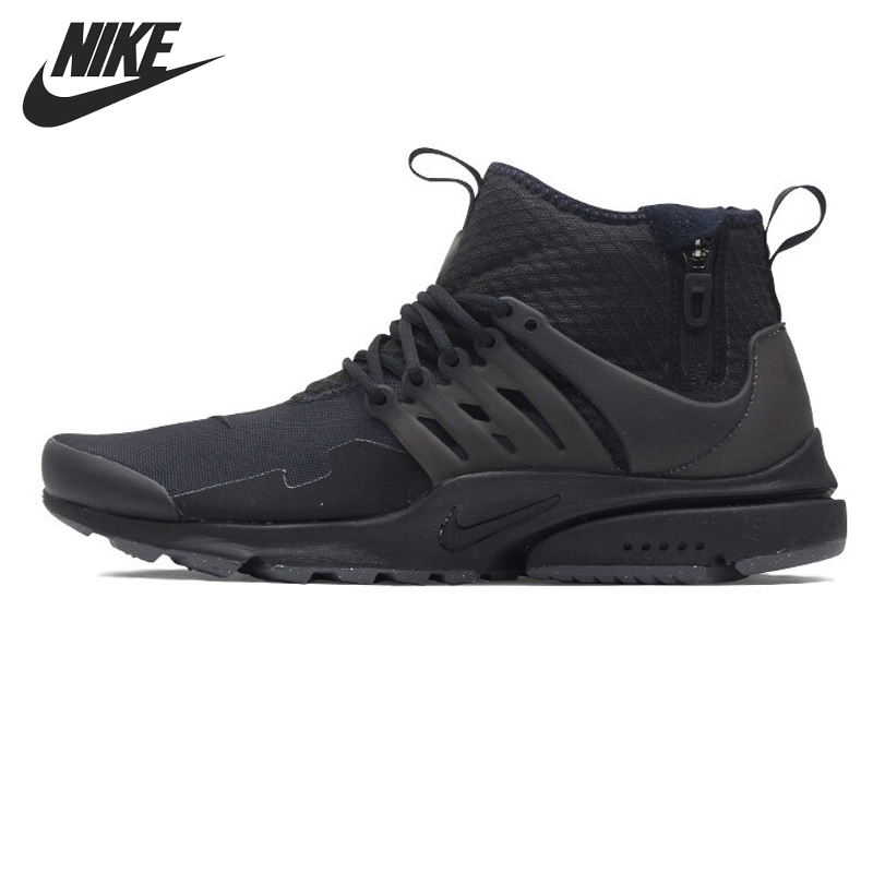 Original New Arrival NIKE AIR PRESTO MID UTILITY Men's Running Shoes Sneakers   Shopping discounts and deals for clothing and technology