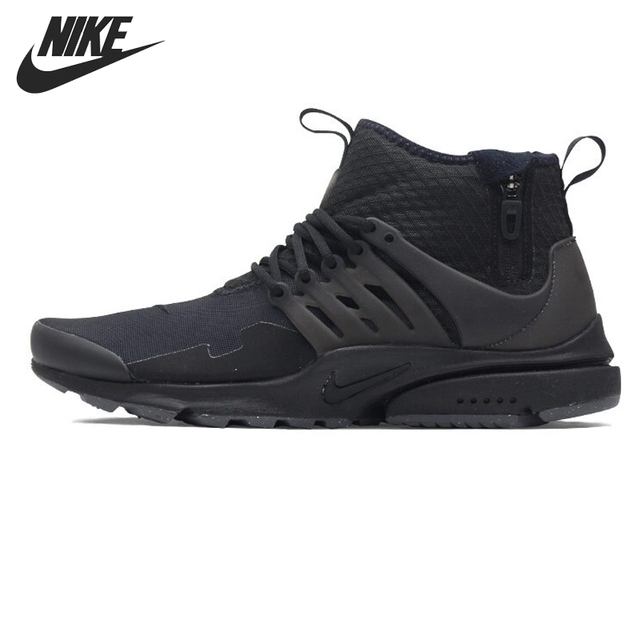 Original New Arrival NIKE AIR PRESTO MID UTILITY Men s Running Shoes  Sneakers 9587a3e47