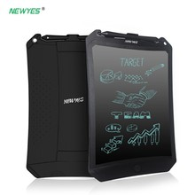 NEWYES 8.5 Robot LCD Writing Tablet Drawing Tablet Board Paperless Digital Notepad Rewritten Pad for Note Memo Remind Message цена