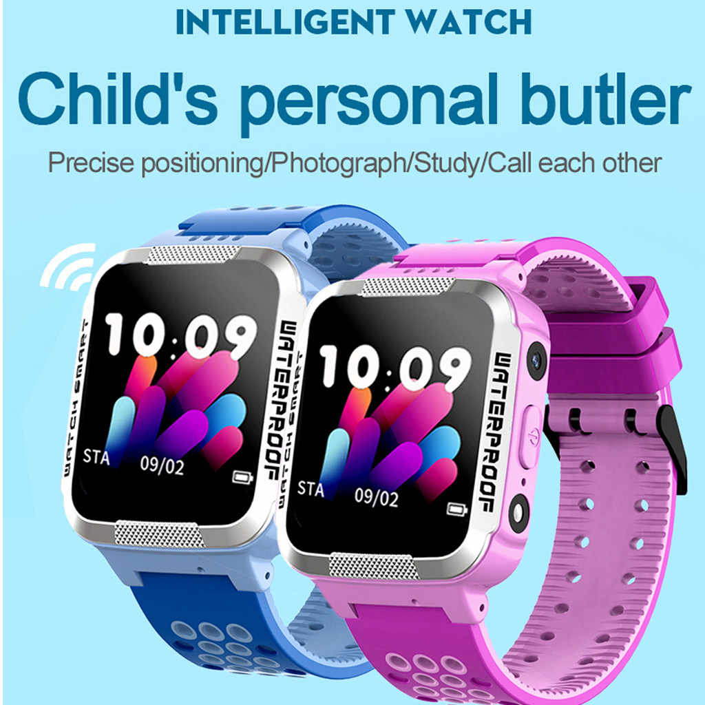 Waterproof kids Smart watch SOS Phone Call Baby Watch Location Finder Locator Tracker Anti Lost Monitorfor For Children