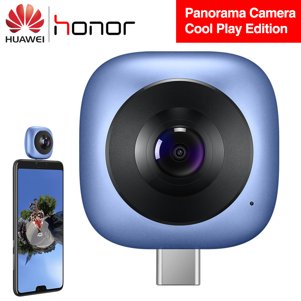 Huawei Panoramic-Camera Phone Wide-Angle Android External Coolplay 3D Hd Cv60-Lens 360-Degree