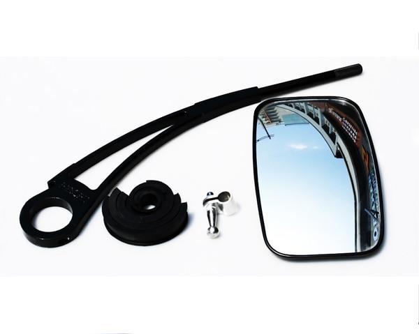 Reborn Wakeboard Mirror Arm Glossy Black
