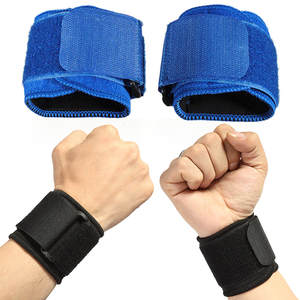 Protective-Wrist-Support Wristband Weight-Lifting Elastic Pressurized Volleyball Adjustable