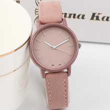 New Fashion Watch Women Simple Elegant Style Leather Strap Small Sliver Dial Casual Quartz Watch Ladies Popular Clock Vintage kezzi new fashion watch women leather strap simple elegant style casual quartz wristwatch ladies popular clock relogio feminino