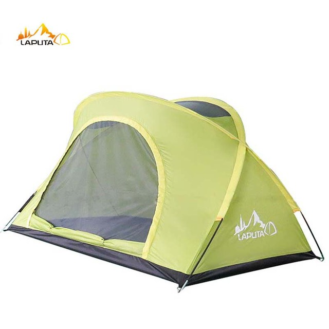 Outdoor Breathable Tent Folding C&ing Tents 1-2 Person Single Layer Sun Shelter Portable Waterproof  sc 1 st  AliExpress.com & Outdoor Breathable Tent Folding Camping Tents 1 2 Person Single ...
