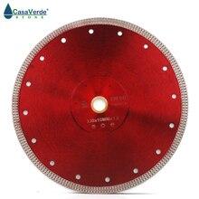 Livraison gratuite DC SXSB07 9 pouces super mince diamant porcelaine lame de scie 230mm pour la coupe de carreaux de céramique