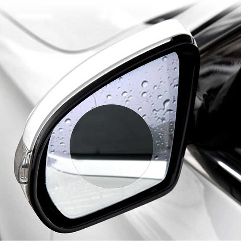 Kaca Spion Mobil Yg Tahan Hujan Film Anti Kabut Jendela Jelas untuk Hyundai Solaris Bisa I30 Ix35 I20 Elantra Santa Fe Tucson getz