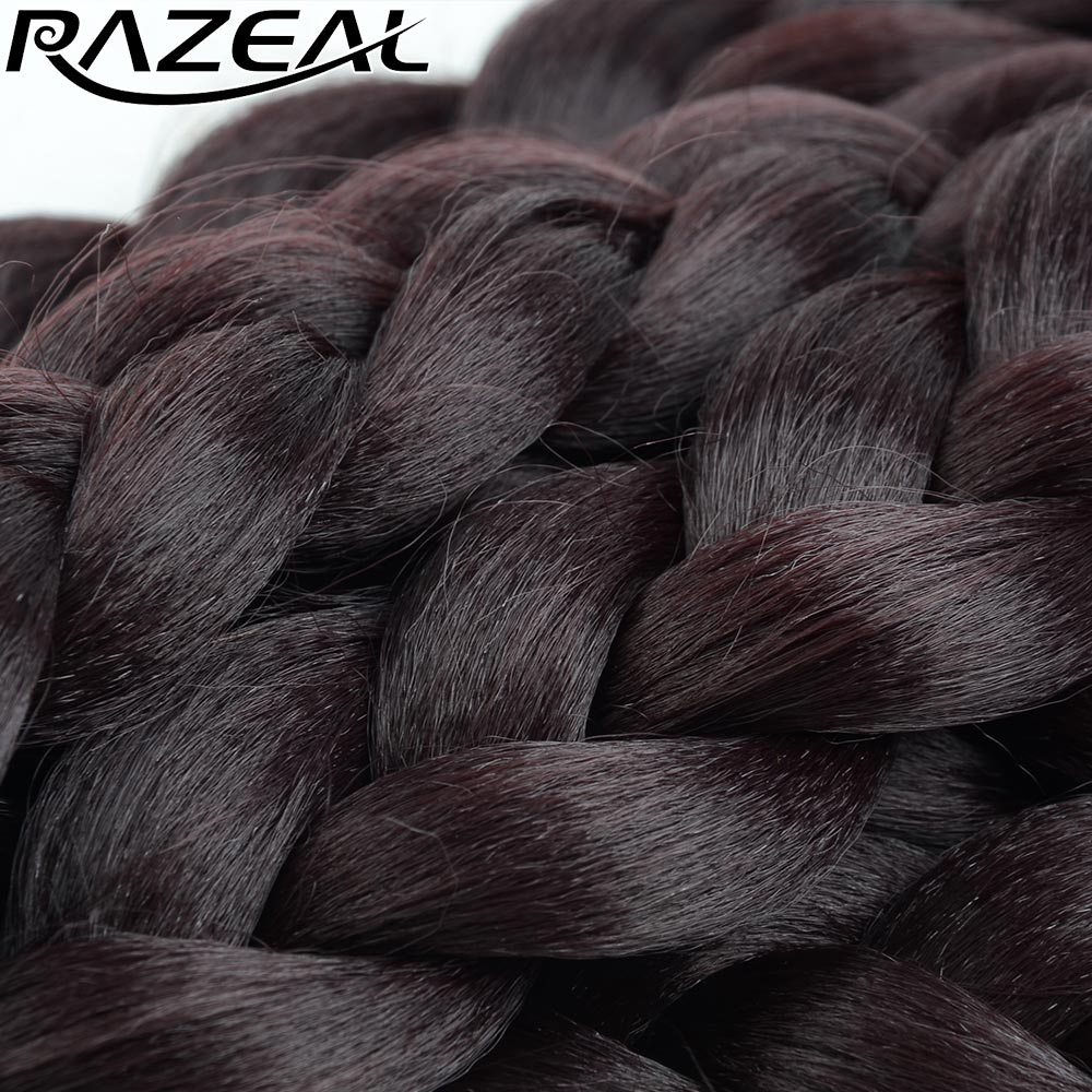 100g Braiding Synthetic shipping