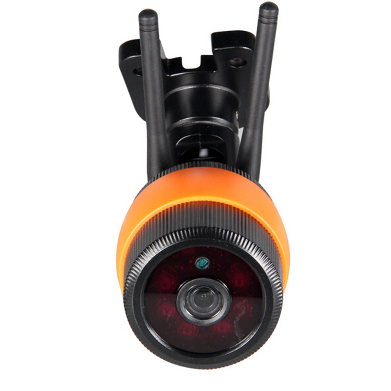 XUANERMEI New Wireless Outdoor Bullet HD IP Camera Waterproof WIFI CCTV Security Surveillance ONVIF with External TF Card Slot