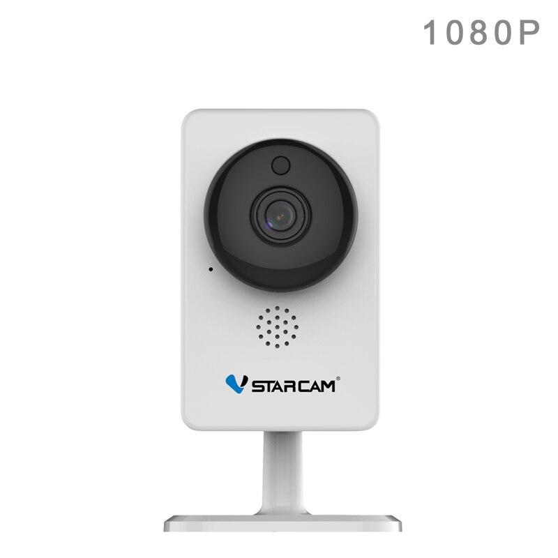 1080P 2MP Wireless Intercom IP Camera IR Night Vision