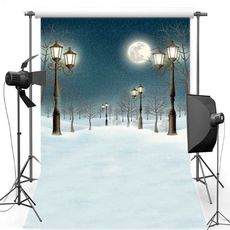 MEHOFOTO 8x12ft Vinyl Photography Background Christmas Theme Backdrops Light For Children snow for photo studio ST-328 thin vinyl photography background photo backdrops christmas theme photography studio background props for studio 5x7ft 150x210