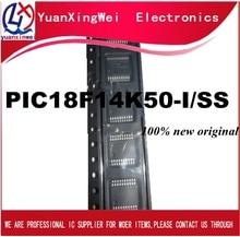 10 teile/lose PIC18F14K50 I/SS PIC18F14K50 SSOP 20 Neue original IC auf lager!