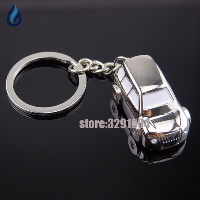 3D AutOmobile Model Motorcycle Car Key Chain Holder Bag Key Ring For Vw Polo  Suzuki Swift Citroen C4 Bmw F10 Keychain Keyring a31baea2fc0c