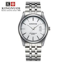 Relogio Masculino часы для мужчин лучший бренд класса люкс бизнес часы для мужчин сталь водонепроницаемый мужской часы Дата Час Hodinky Reloj Hombre