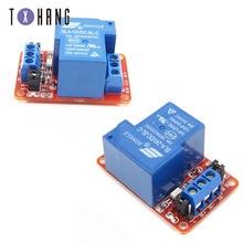 DC 5V 12V 24V 30A relay module with optocoupler Rel