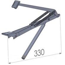 Двойная пружина автоматический, для теплицы вентиляции открывалка для окон высокое качество низкая цена