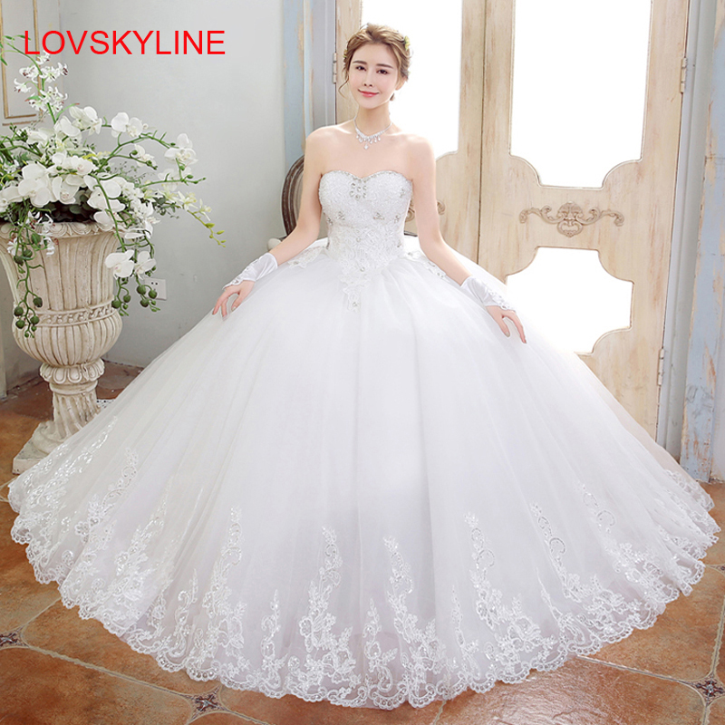 2017 Bride Slim Maternity Tube Top Bandage Cheap Price High Quality Luxury Puffy Sweetheart Wedding Gowns China Ball Gown In Dresses From Weddings