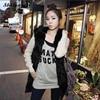 Hot Sale New 2016 Women Winter Encryption 100 Natural Ostrich Feathers Turkey Feather Fur Vest Vest