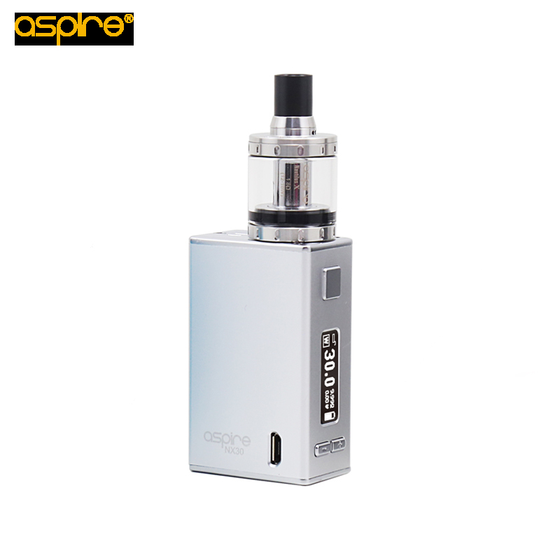 Aspire X30 Rover Kit con NX30 Box Mod Vape 30W y 2000mah Battery Fit - Cigarrillos electrónicos
