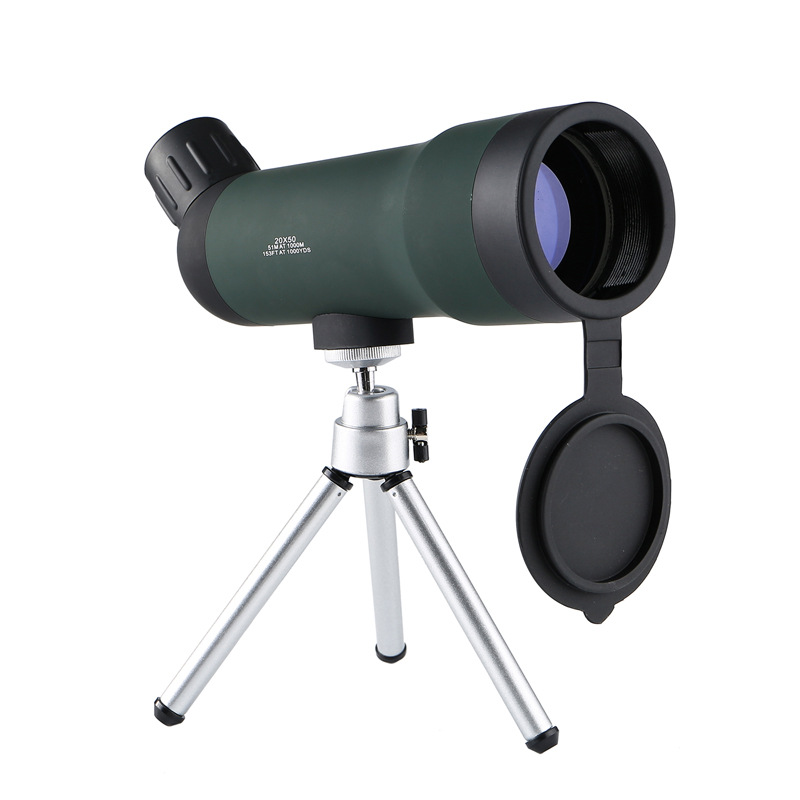 <font><b>Maifeng</b></font> Monocular Telescope <font><b>20X50</b></font> Zoom Spotting Scope Night Vision Bird-watching HD Monoculars Outdoor Telescopes Green image