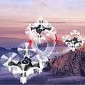 Controle Remoto Mini Headless Modo SH5036 Quadscopter 2.4G de Seis Eixos de Uma Tecla de Retorno Quadscopter RC Zangão Helicóptero 3D Lançando