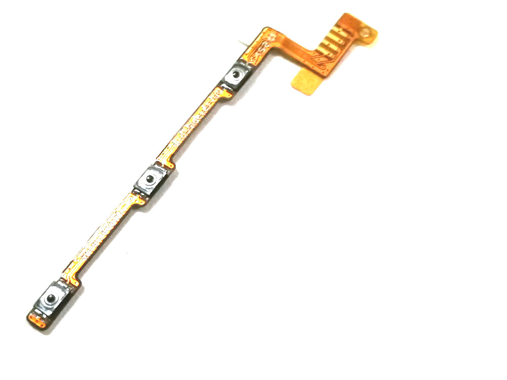 Volume up/down +Power on/off Button Flex Cable FPC for Alcatel One <font><b>Touch</b></font> POP 2 <font><b>7043</b></font> image