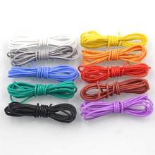 1 meters 3.28 ft 18AWG flexible silicone wire tinned copper wire and cable stranded wire 10 color optional DIY wire connection 100 meters roll 16awg high temperature resistance flexible silicone wire tinned copper wire rc power cord electronic cable diy