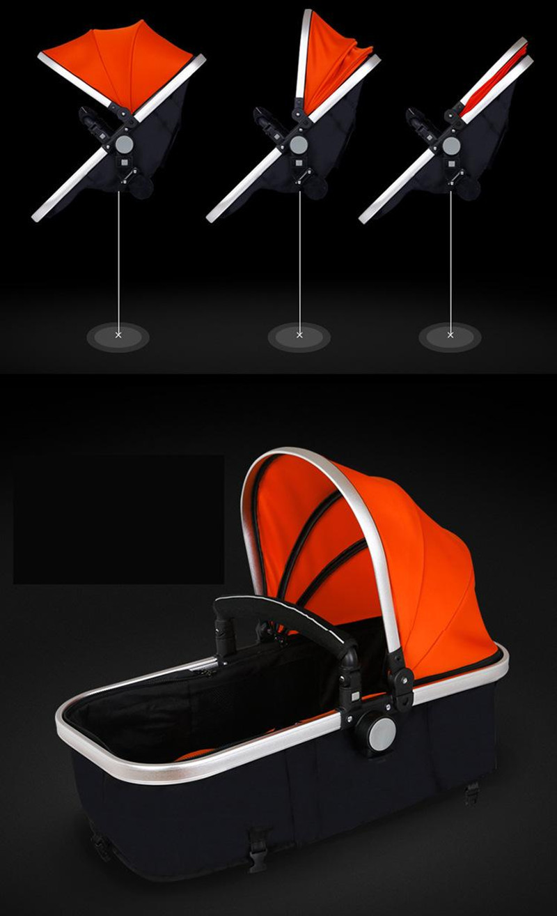 twin baby stroller4