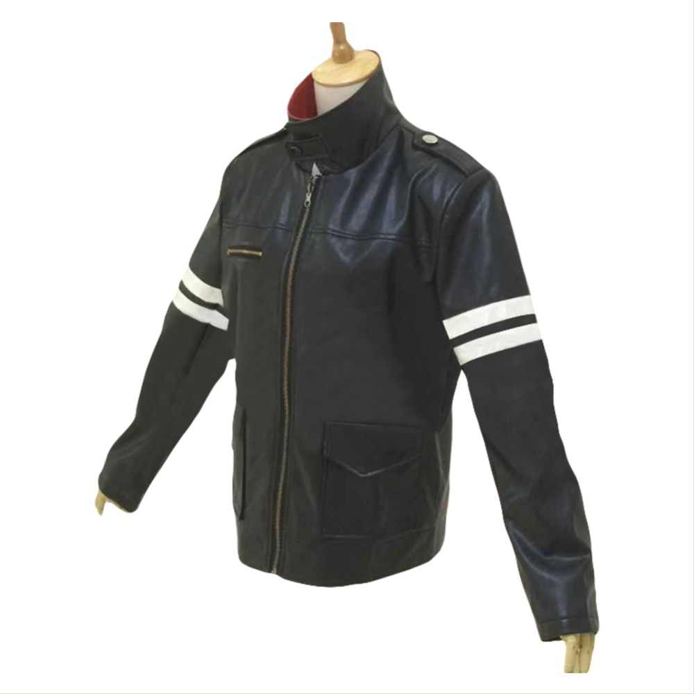 Cosplay Game Alex J Mercer Same Style Jacket leather Clothing  clothes Coat