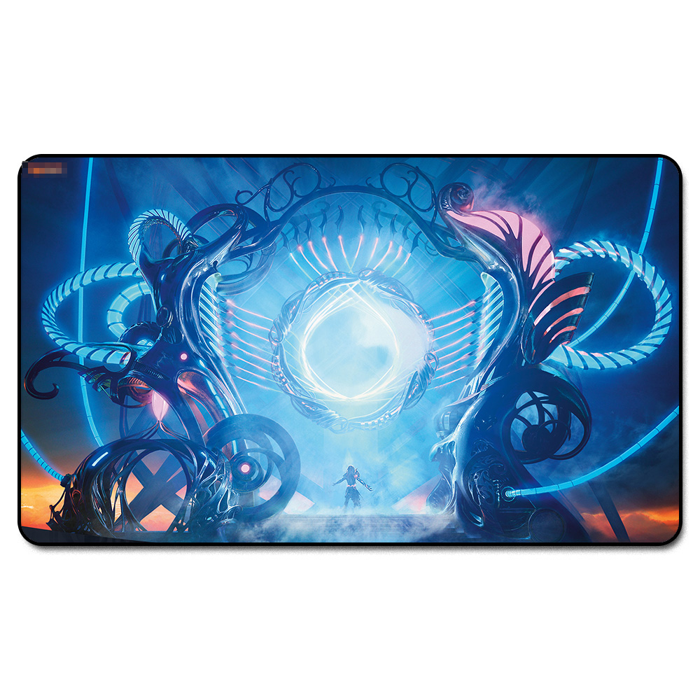 (Aether Revolt Planar Bridge) MGT Playmat, Magical Board The Games Proxy Play Mat,Custom Playmat Design with Free Bag ...