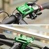 GUB Aluminum MTB Bike Bicycle Phone Holder Motorcycle Support GPS Holder For Bike Handlebar Bike Accessories