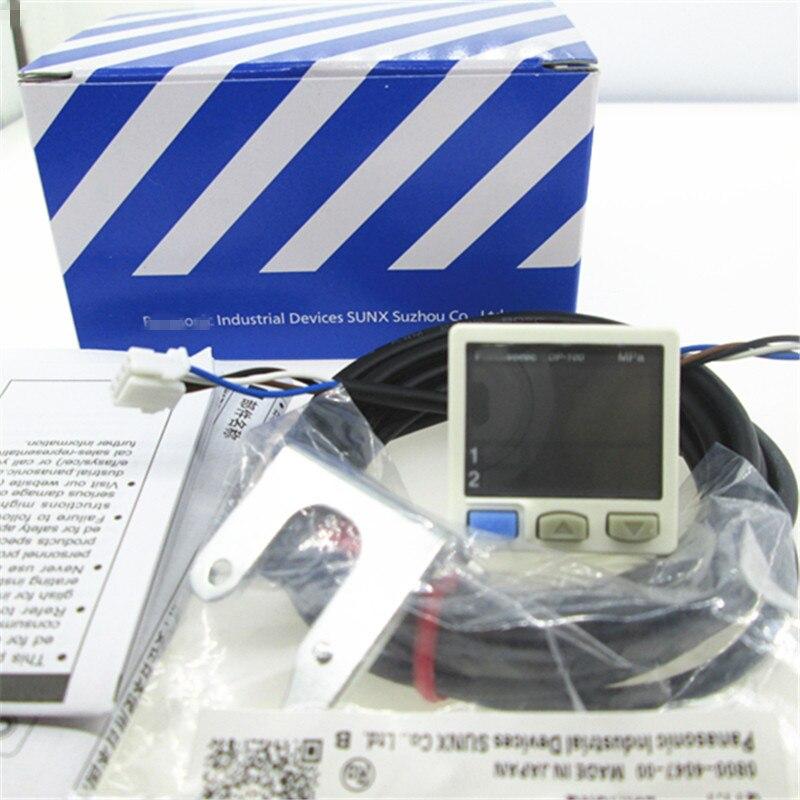 Nouveau capteur de pression numérique DP-102 DP102 capteur de pression à affichage numérique négatif sous vide