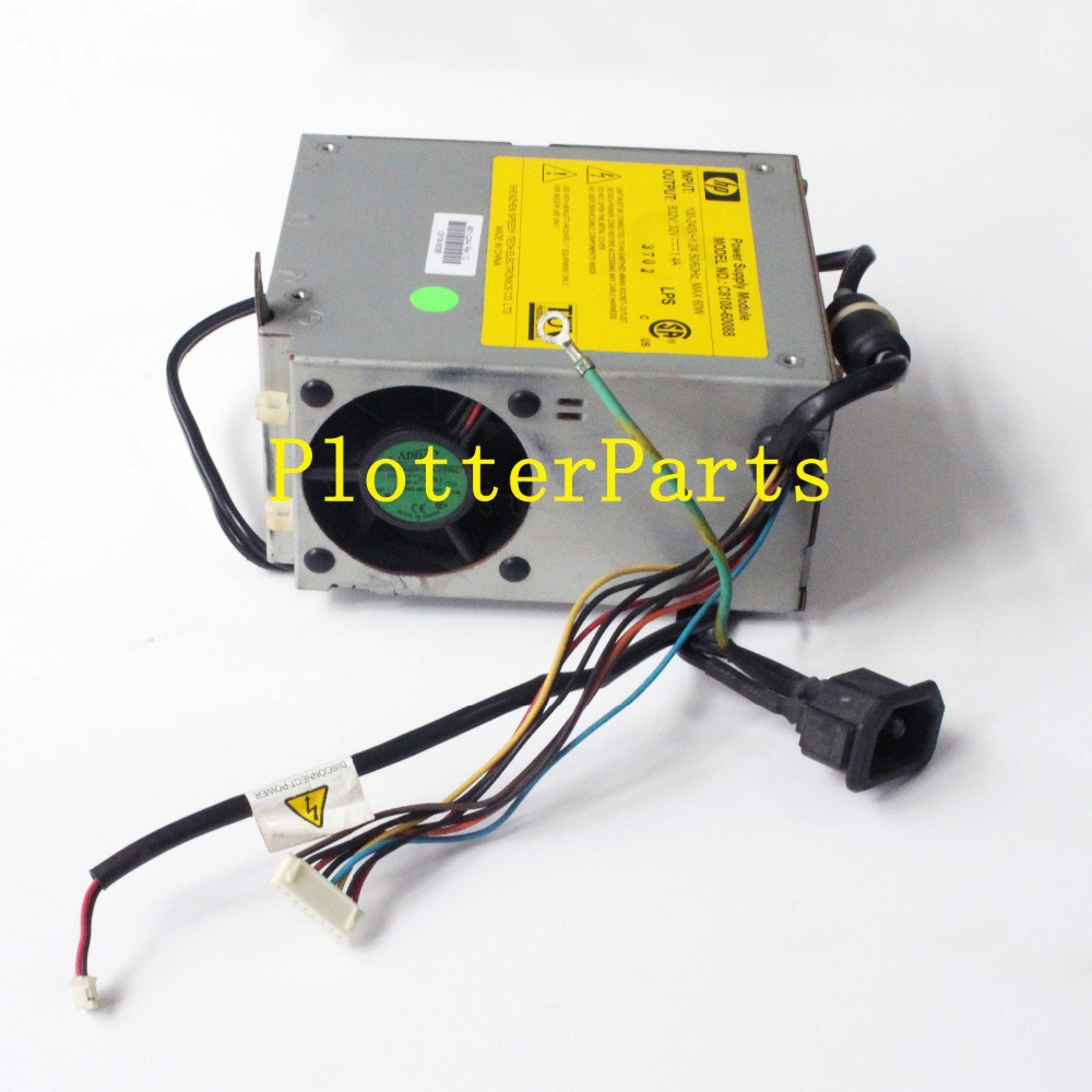 C8108-67004 C8108-60088 Power supply assembly for HP Color InkJet CP1700 CP1700D CP1700PS Printer Part Original used power supply 220v for hp color laserjet 4600 4600n 4600dtn 4610n 4650 460n 4650dn 4650dtn used printer part rg5 6411 020cn