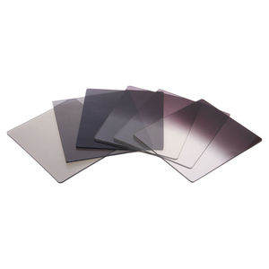 Image 5 - New Graduated Grey Full Color Square Filter ND ND2 ND4 ND8 ND16 Neutral Density Filter for Cokin P series D5200 D5300 D5500