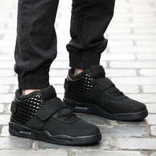 2019  New High Top Canvas Casual Shoes Men sneakers