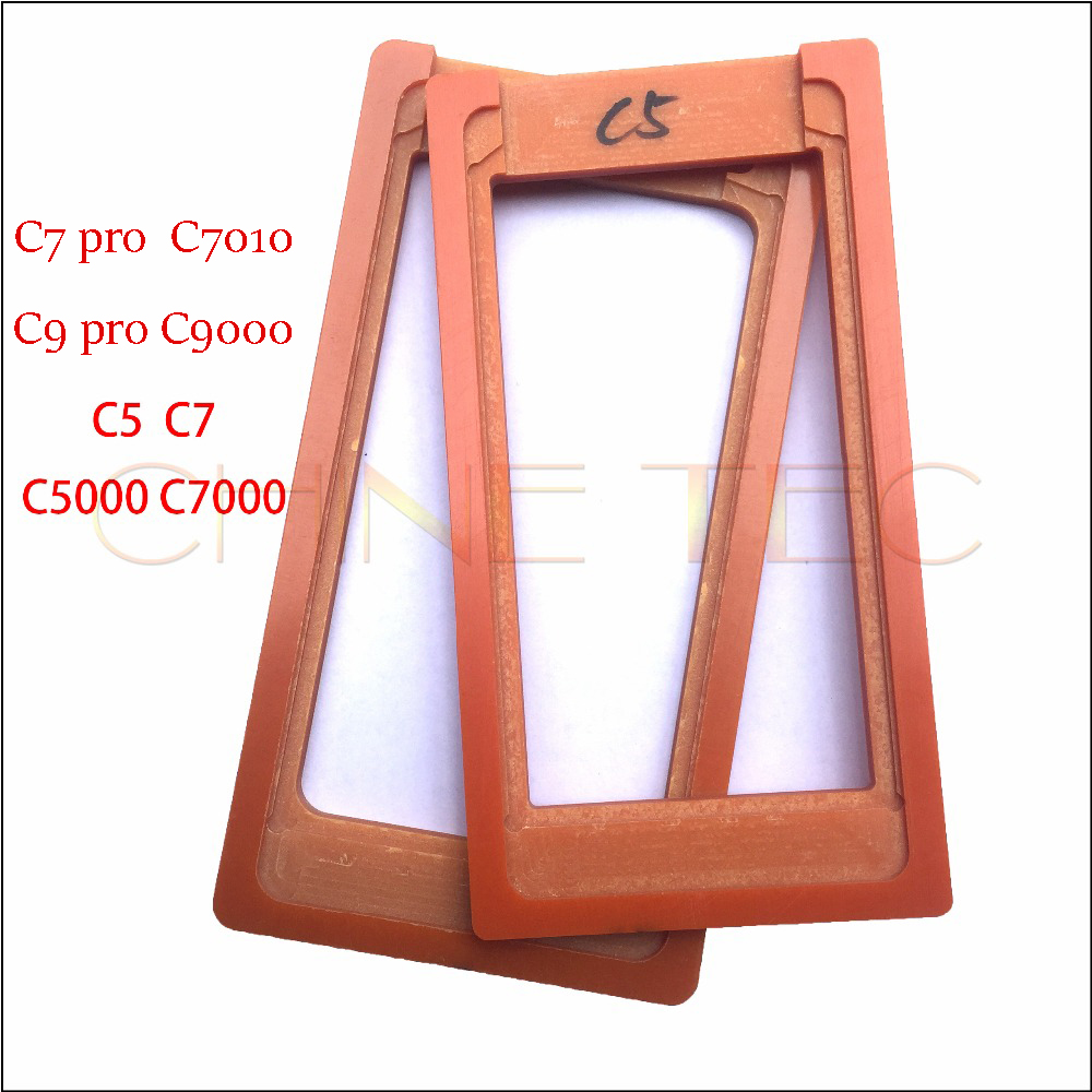 PF Glue Mould <font><b>LCD</b></font> <font><b>screen</b></font> glass Mold Holder oca molds <font><b>for</b></font> <font><b>samsung</b></font> <font><b>galaxy</b></font> C5000 C7000/C7 <font><b>pro</b></font> C7010/C9 <font><b>pro</b></font> C9000 image