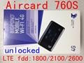 Unlock Sierra Aircard 760S LTE 4g Wireless wifi 3g 4g mifi Router 4G wifi dongle 4G pocket pk 760 782s 762s 320 763s 770s 790
