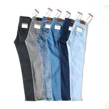 autumn jeans women Black jeans Vintage High Waist Denim women spring Denim pants high elastic Skinny Pencil Stretch Jeans Femme