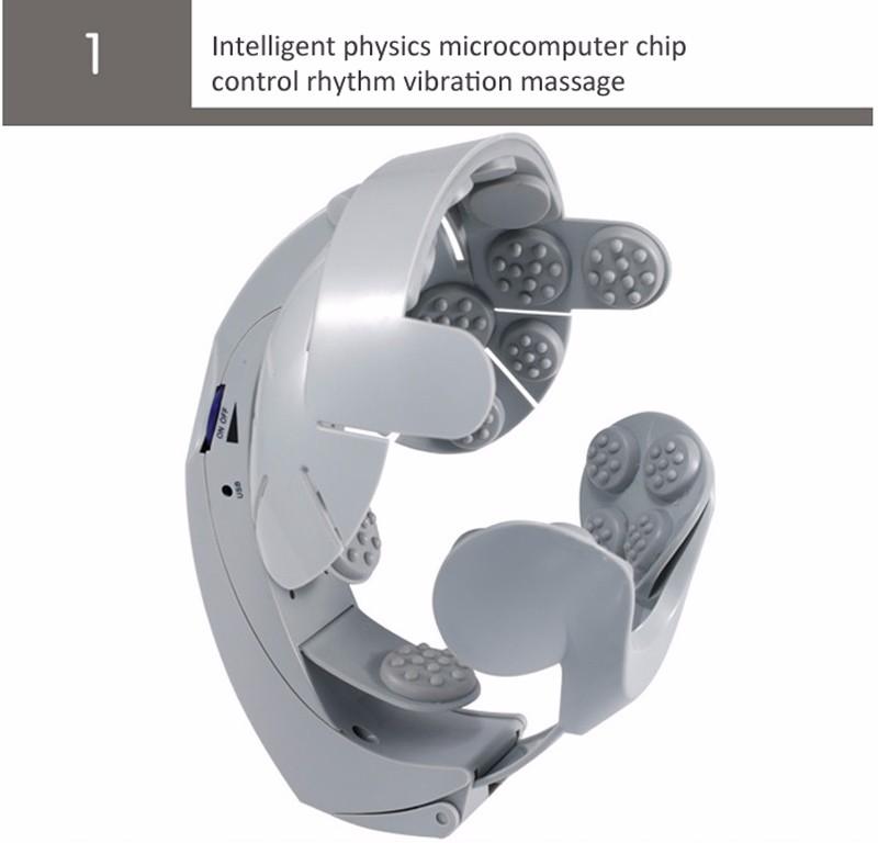 electronic head massager vibrating automatic Scalp Massage (6)