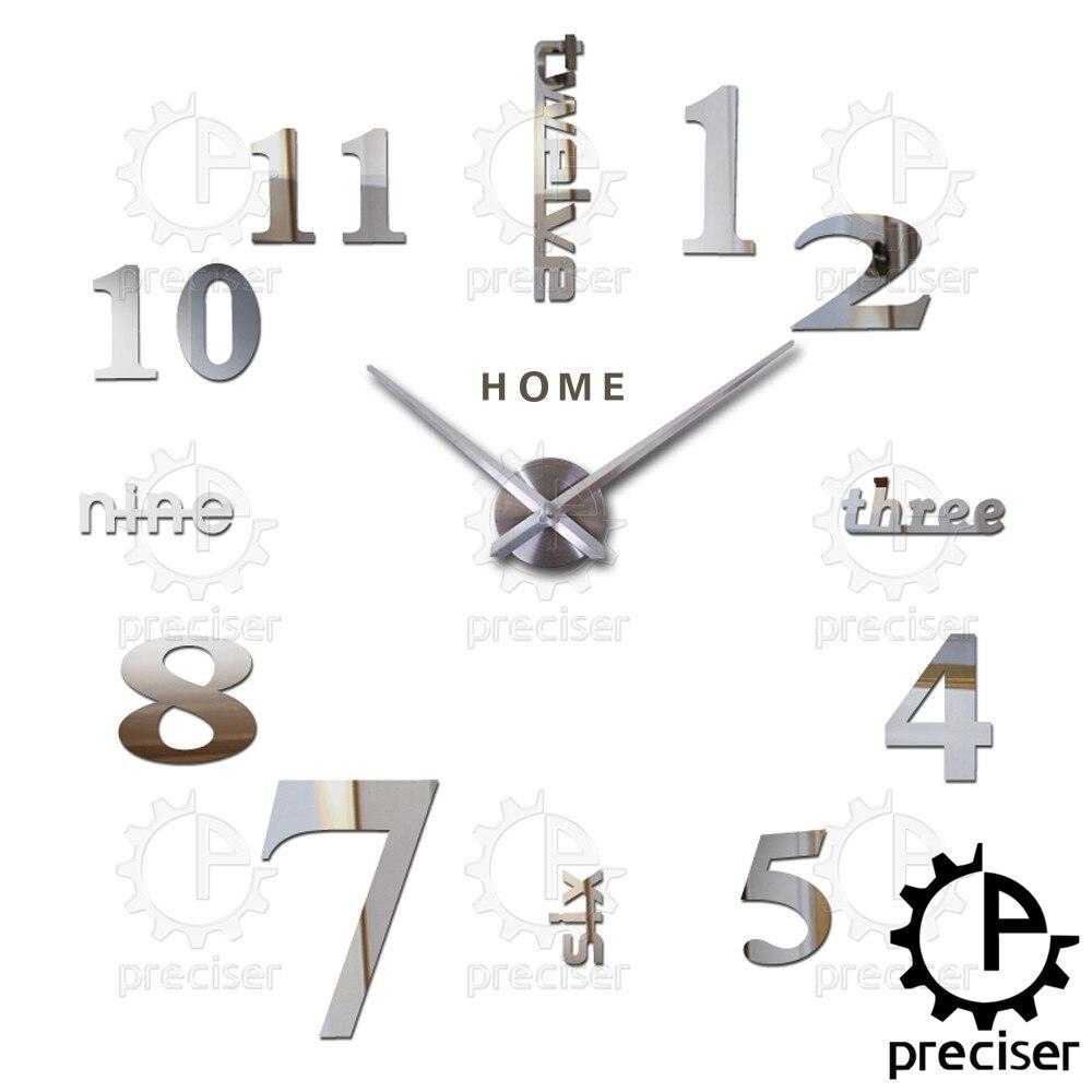 Home English Letters Arabic Digital <font><b>Wall</b></font> <font><b>Clock</b></font> <font><b>Modern</b></font> Home Decor <font><b>Large</b></font> <font><b>Diy</b></font> <font><b>Clock</b></font> <font><b>Quartz</b></font> 3D Stickers Kitchen Big <font><b>Wall</b></font> <font><b>Clock</b></font>