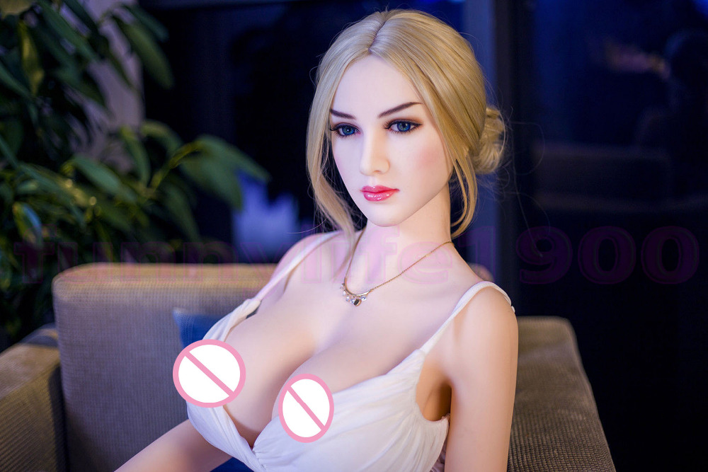 Image 3 - 158cm Sex Dolls for Adult Men Sexy for Toys Realistic japanese anime Silicone oral Love Doll life big Breast mini Vagina Pussy-in Sex Dolls from Beauty & Health